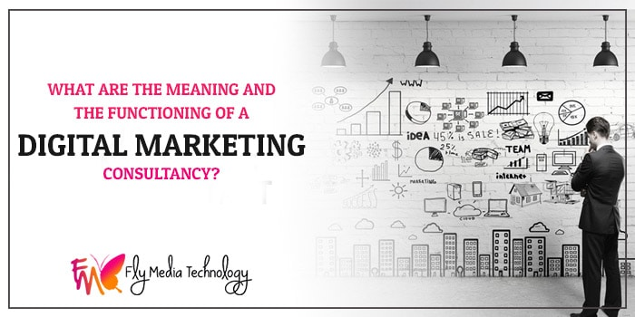 What are the meaning and the functioning of a digital marketing consultancy?